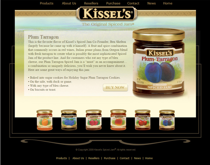 eCommerce web site design. The packages have a presents on store shelves. The photos of the package designs provide great imagery for web marketing and social media graphics.